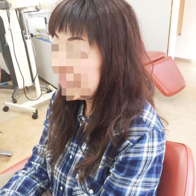 前髪だけは暗い色!その訳は。。。