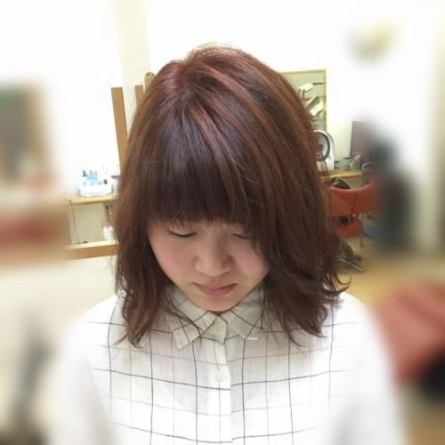女子高生のカラー