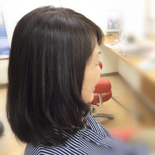 アラ還さんのスタイルチェンジ!(^^)