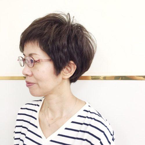 髪、伸ばしてみましょ♪