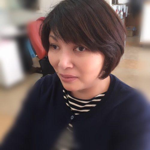 傷んだ髪をハナヘナで補修出来ちゃった!?(*^_^*)