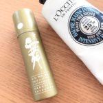 運気を上げる金粉とロクシタンのハンドクリーム