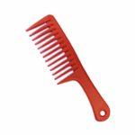 絡んだ髪の梳かし方