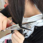 続くヘアドネーション!Mさん編(^^)