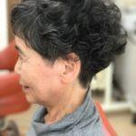 いろんな髪型を楽しんだらいいのに〜!(^^)
