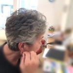 白髪染めを辞めてグレイヘアになった!(≧∇≦)