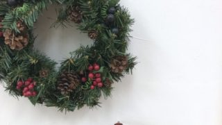 クリスマスの飾り付けは何時もの物で^^;