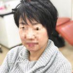 ヘナ染めの髪をヘアドネーション