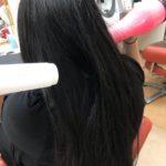 乾きにくい髪はシャンプー、トリートメント の影響かも?