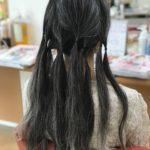 白髪でも出来るヘアドネーション!