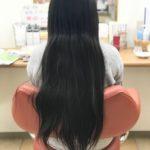 281gのヘアドネーション!!(≧∀≦)