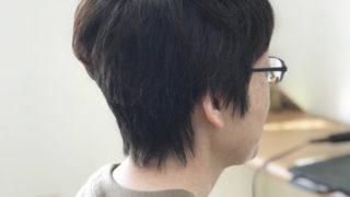 髪型は、後ろから見られても素敵が良いよね⁈(^^)