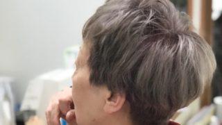 白髪だから出せる色☆☆