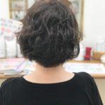 癖毛さんのウェーブヘアは、天然パーマ(≧∀≦)