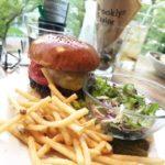 Brooklyn parlorのハンバーガーが大好き(๑>◡<๑)