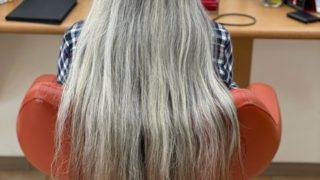 白髪でも出来るヘアドネーション
