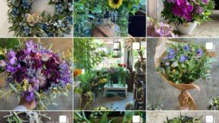 素敵なお花屋さんと有機野菜の食堂を見つけた!
